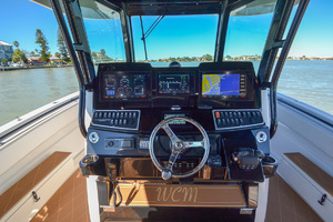 42' Hydra-sports 4200 Siesta 2018 Garmin Electronics