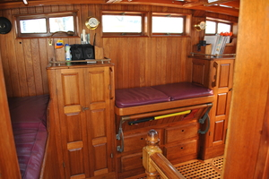 73' Covey Island Boat Works Schooner 1991 PRICE REDUCTION