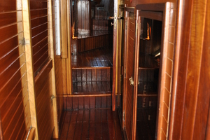 73' Covey Island Boat Works Schooner 1991