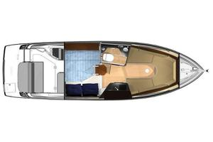 28' Regal 28 Express 2017 Manufacturer Provided Image