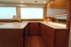 55' Viking Convertible 2000 Galleys