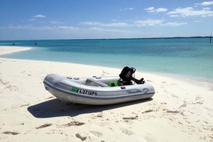 photo of Tiara-Express-2001-ARGO-Palm-City-Florida-United-States-AB-Tender-and-Outboard-Motor-1100845