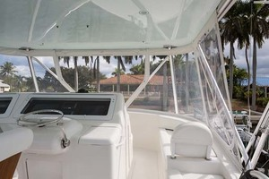 photo of Viking-Convertible-2009-Hammer-Time-Stuart-Florida-United-States-Flybridge-1103130