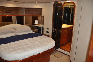 65' Fairline Squadron 1995 Master Looking Port