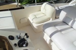 65' Fairline Squadron 1995 Companion Seat