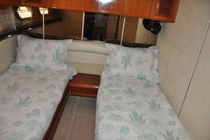 65' Fairline Squadron 1995 Starboard Cabin