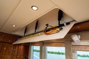 58' Riviera 58 Flybridge 2007 Electric Overhead Storage