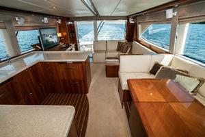 58' Riviera 58 Flybridge 2007 Facing Aft