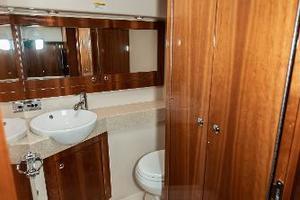 63' Riviera 58 Flybridge 2007 Guest Head 1