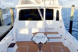 57' Ocean Yachts 57 SS 2006 Stern
