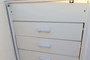 57' Ocean Yachts 57 Ss 2006 Tackle Center Drawers
