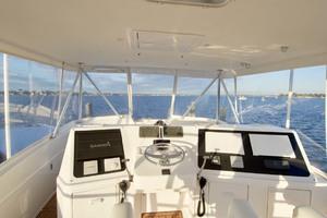 57' Ocean Yachts 57 SS 2006 Helm
