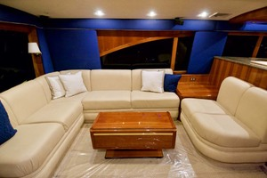 57' Ocean Yachts 57 Ss 2006 Salon Starboard