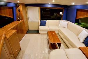57' Ocean Yachts 57 SS 2006 Salon Aft