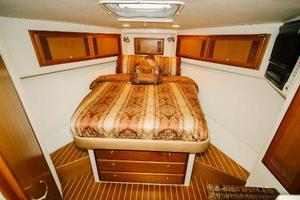 47' Cabo 47 Flybridge 2002 Master Stateroom Fwd