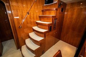55' Monte Fino 55 2000 Washer Dryer Under Stairs