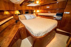 55' Monte Fino 55 2000 VIP Stateroom 2