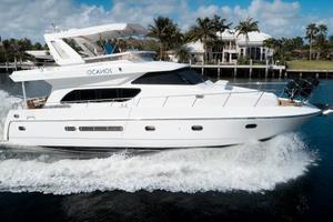 55' Monte Fino 55 2000 Stbd Profile