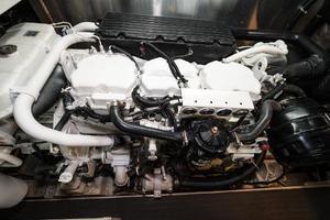 55' Monte Fino 55 2000 Stbd Engine 2