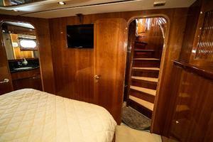 55' Monte Fino 55 2000 Master Stateroom Fwd