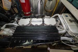 55' Monte Fino 55 2000 Port Engine 2