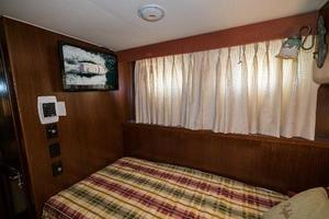 54' Hatteras 54 Motor Yacht 1988 Guest Stateroom 3