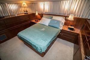 54' Hatteras 54 Motor Yacht 1988 Master Stateroom 2