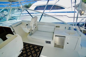 45' Cabo 45 Open Express 1998 Wet Bar
