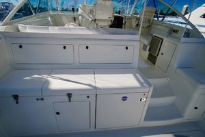 45' Cabo 45 Open Express 1998 Tackle Center