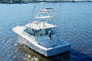 45' Cabo 45 Open Express 1998 Port Aft Quarter