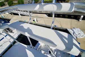 45' Cabo 45 Open Express 1998 Tower Seat