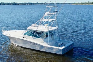 45' Cabo 45 Open Express 1998 Port Side
