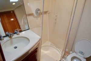 45' Cabo 45 Open Express 1998 Shower