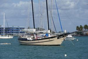 80' Atlantic Tallship Schooner  1984