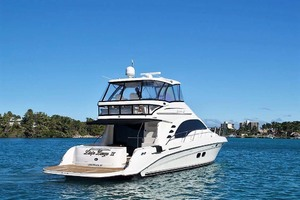 58' Sea Ray 58 Sedan Bridge 2006 Starboard Quarter