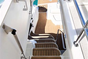 58' Sea Ray 58 Sedan Bridge 2006 Flybridge Entry