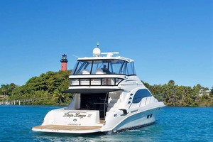 58' Sea Ray 58 Sedan Bridge 2006 Aft Profile