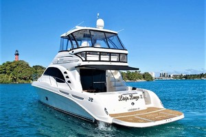 58' Sea Ray 58 Sedan Bridge 2006 Port Quarter