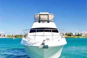 58' Sea Ray 58 Sedan Bridge 2006 Bow