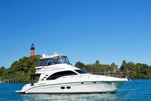 58' Sea Ray 58 Sedan Bridge 2006 Starboard