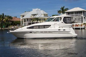 39' Sea Ray 390 Motor Yacht 2004 Profile