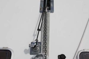 41' Custom Tld New Zealand Power Cat 41 2004 Windlass ad Foot Pedals