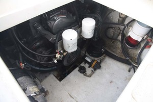 41' Custom Tld New Zealand Power Cat 41 2004 Fuel Filters