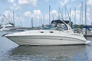 32' Sea Ray Sundancer 2003