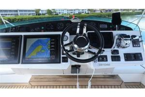 58' Fairline Flybridge With Euro Transom 2006