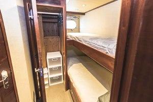 119' Crescent Rph Euro Transom 2004 Forward Crew Cabin