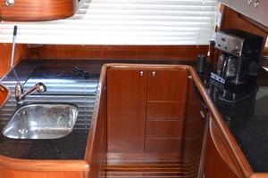 54' Pama 540 Xl Pilothouse 2007 Galley