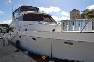 54' Pama 540 Xl Pilothouse 2007 Port Side