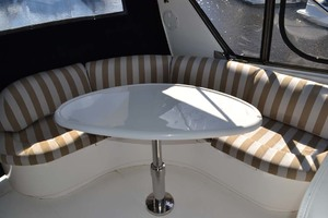 54' Pama 540 Xl Pilothouse 2007 Flybridge Seating