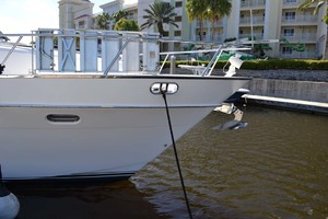 54' Pama 540 Xl Pilothouse 2007 Port Bow